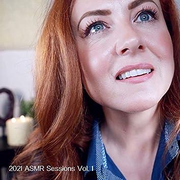 2021 Asmr Sessions, Vol.1