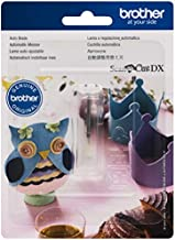 Brother ScanNCut DX CADXBLD1 Auto Blade, Replacement Accessory, Cut Materials 0.1-3mm Thick Including Fabric, Felt, Vinyl and More