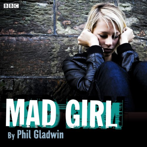 Mad Girl audiobook cover art