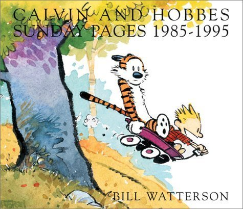 Calvin and Hobbes: Sunday Pages 1985-1995 by Watterson, Bill (2001) Paperback