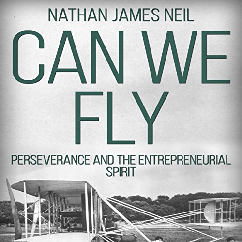 Can We Fly audiobook cover art