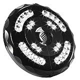 [2018 NEUSTE] Sonnenschirm LED Beleuchtung 28 LED Super Hell Sonnenschirmbeleuchtung 2 Modi Camping LED Lampe USB Aufladen Drahtlose LED Nachtlicht