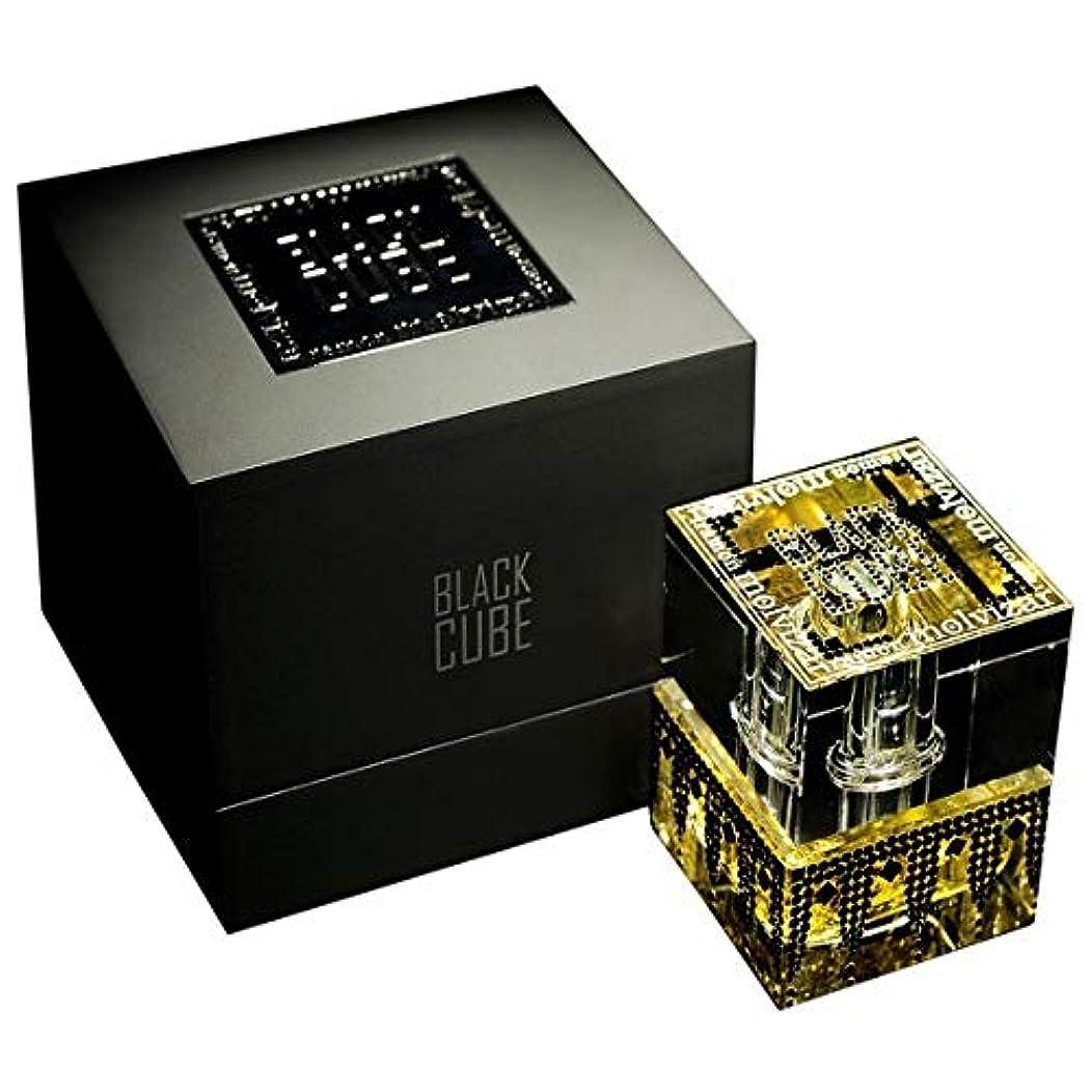 センサー援助する市民権Ramon Molvizar Black Cube Eau de Parfum 1.7 oz./50 ml New in Box