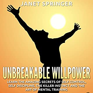 Unbreakable Willpower cover art