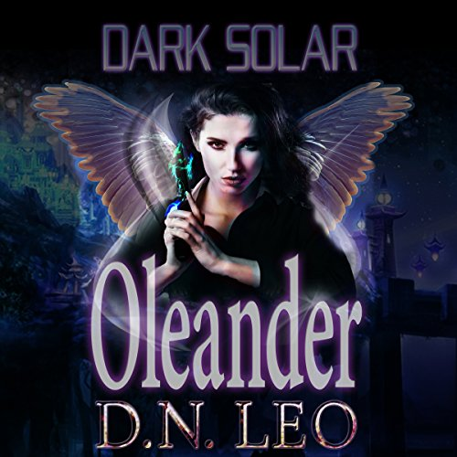 Oleander audiobook cover art