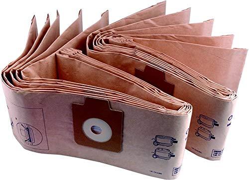 Nilfisk 10x dust bag for VP 930 ECO HEPA marca Nilfisk