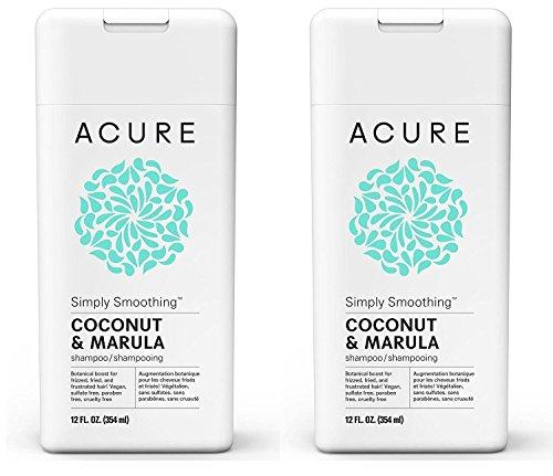 Acure Organics Coconut Straightening Shampoo