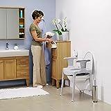 Etac Swift freistehend Toilettensitzerhöhung - 2