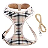 Dog Harnesses for Small Dogs,Super Soft & Comfortable Dog Harness,Easy To Adjust...