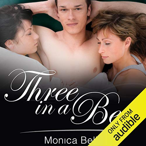 Three in a Bed audiobook cover art