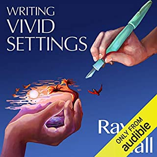 Writing Vivid Settings audiobook cover art
