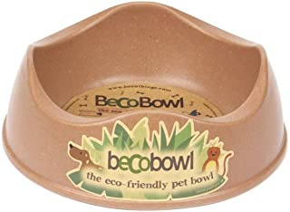 The Eco-friendly Pet Bowl - Small Brown