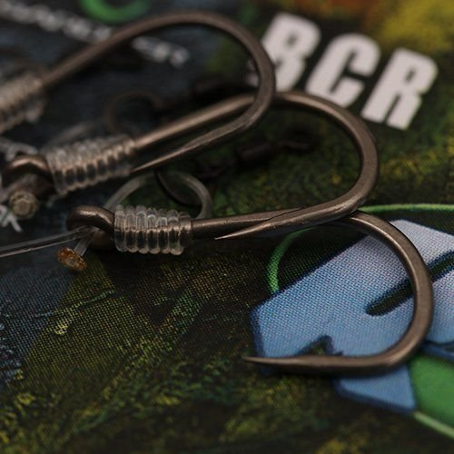 First4Fishing Gardner Tackle Rigga Haken (komplette Serie) – Karpfenfischen Ronnie Chod Rigs, Herren, Rigga CVR   Barbed/Barbless=Barbed   Hook Size=8