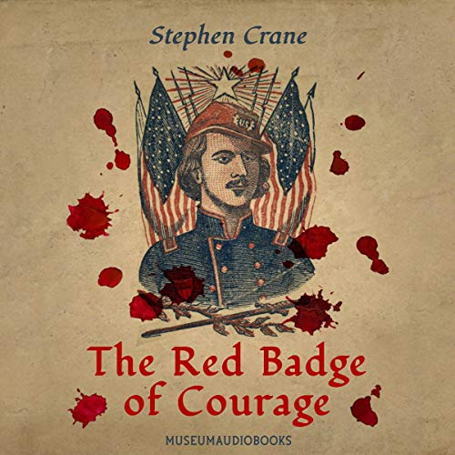 『The Red Badge of Courage』のカバーアート