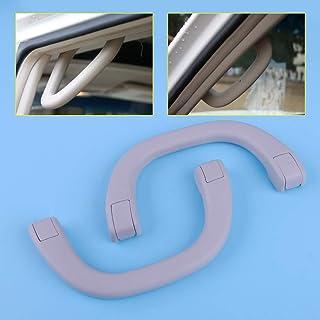 2Pcs Left & Right A Pillar Roof Handle Fit For Mitsubishi Pajero Shogun Montero V31 V32 V33 V73 V77 1991-2004 2005 2006