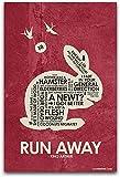 shmeksss Monty Python Poster Dekorative Malerei Leinwand