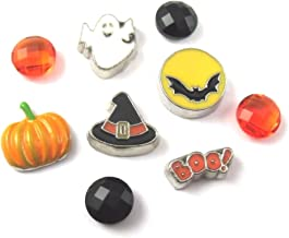 FCL Designs - Halloween Theme Floating Charms Combination for Lockets