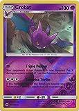 Crobat - 56/149 - Holo Rare - Reverse Holo - Pokemon Sun & Moon