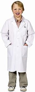 إيروماكس جونيور معطف مختبر، طول 1.9 سم (للأطفال من 8 إلى 10)