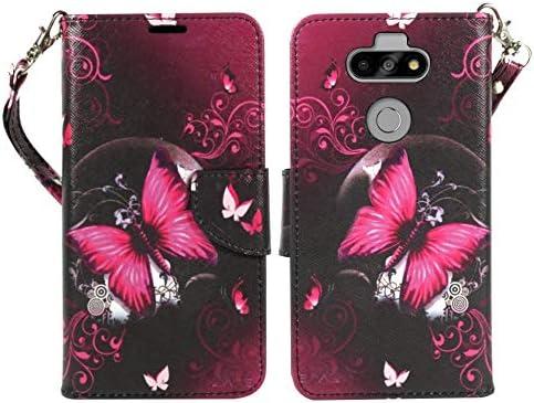 Zase Wallet Case for LG Aristo 5 Fortune 3 Phoenix 5 K8X Tribute Monarch LG K31 Protective Case product image