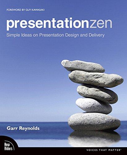 Presentation Zen: Simple Ideas on Presentation Design and Deliveryの詳細を見る