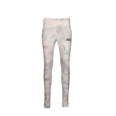 adidas Originals Originals Print Tights (Core White/Light Granite/Grey One/Desert Pink) Women