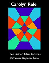 10 Lightcatcher Patterns for Stained Glass