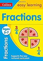 Collins Easy Learning Age 5-7 -- Fractions Ages 5-7: New