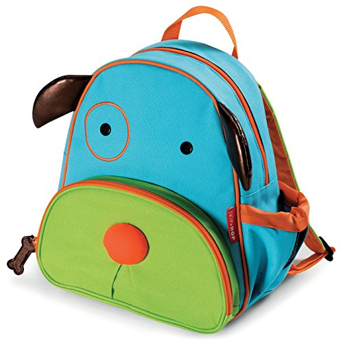 Skip Hop Toddler Backpack, 12' School Bag, Dog