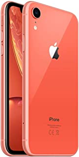 APPLE iPhone XR 256GB 4GX Coral (Renewed)