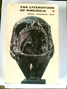 The literature of America 0070305714 Book Cover