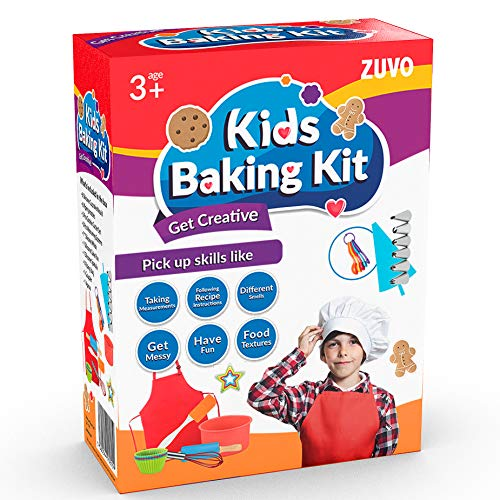 Childrens Baking and Cooking Set...
