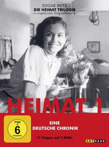 Heimat 1 - Eine deutsche Chronik [5 DVDs]