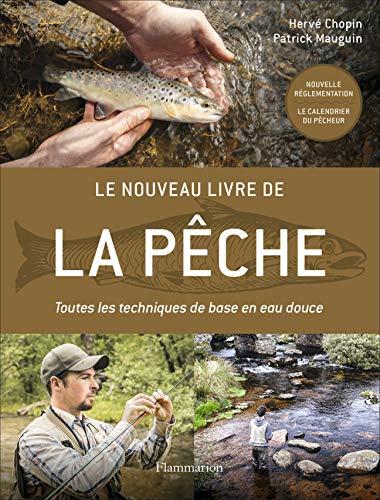 livre pêche