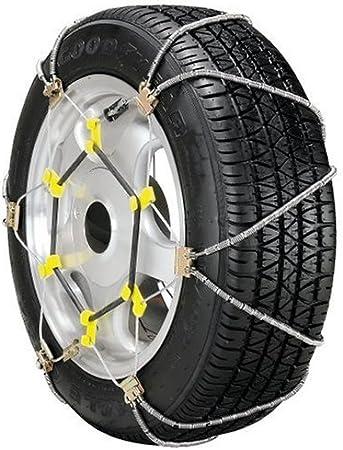 Security Chain Company SZ335 Shur Grip Super Z Passenger Car Tire Traction Chain - Set of 2: image