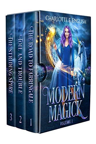 Modern Magick, Volume 1: Books 1-3 (Modern Magick Collected)