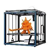 Tronxy X5SA-400 PRO stampante 3D 400 x 400 x 400 mm, sensore TR automatico livellamento + griglia in vetro di grandi formati FDM DIY 3D di qualità industriale, funziona con TPU/PLA/ABS