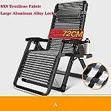 XIAOMEI Zero Gravity Verriegelung Relax-liegestuhl Oversize Verstellbar Klappbar Stuhl Chaise Liege...