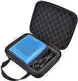 Poschell Rigide en EVA Housse de Transport Voyage Sac de Rangement pour SoundLink de Bose Mini/Mini 2 Bluetooth Haut-Parleur Portable sans Fil