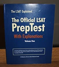 The Official LSAT Prep Test with Explanations Volume 1