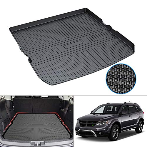 dodge journey all weather mats - 3