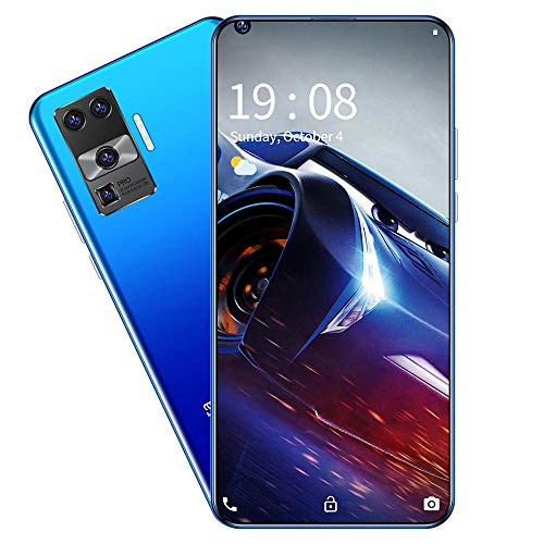 smart phone Teléfono móvil Teléfono Inteligente 6.8 Pulgadas HD + Pantalla 16GB ROM / 2GB RAM Android 10.0 24MP + 48MP Desbloqueo Facial Ampliable 128GB teléfono Inteligente Barato