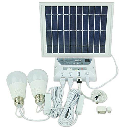 zmayastar 携帯できる どこでも発電所 ソーラーパネル搭載 太陽充電 モバイルバッテリー フルセットパッケージ