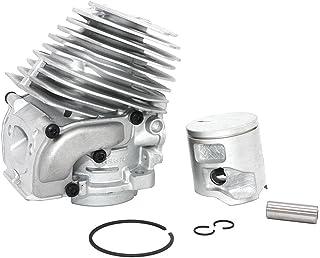 CROSYO Kit de Piston de Cylindre 1set 43mm pour Jonsered CS2252 CS2253 CS2253WWW 577764706 577764708 577764707