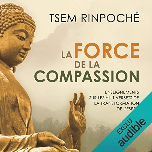 『La force de la compassion』のカバーアート
