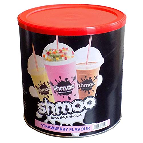 Shmoo - Erdbeer Milchshake Mischung