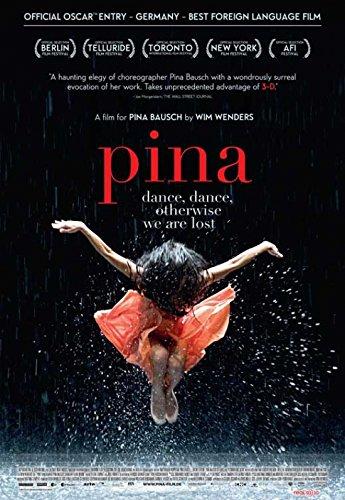 Pina Movie Poster (68,58 x 101,60 cm)