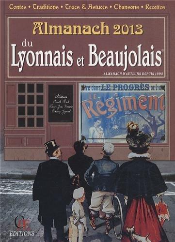 Almanach du Lyonnais Beaujolais 2013