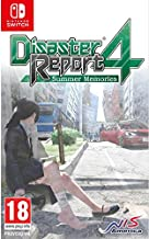 Disaster Report 4 - Summer Memories/Switch (English Packaging) (Nintendo Switch)