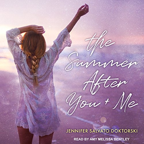 The Summer After You and Me audiobook cover art